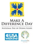 go to Make a Difference Day